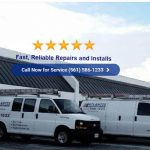Commercial Heating Contractor in West Palm Beach the replacement AC repair Atlantis Air Conditioning service vans at office in Lake worth fl