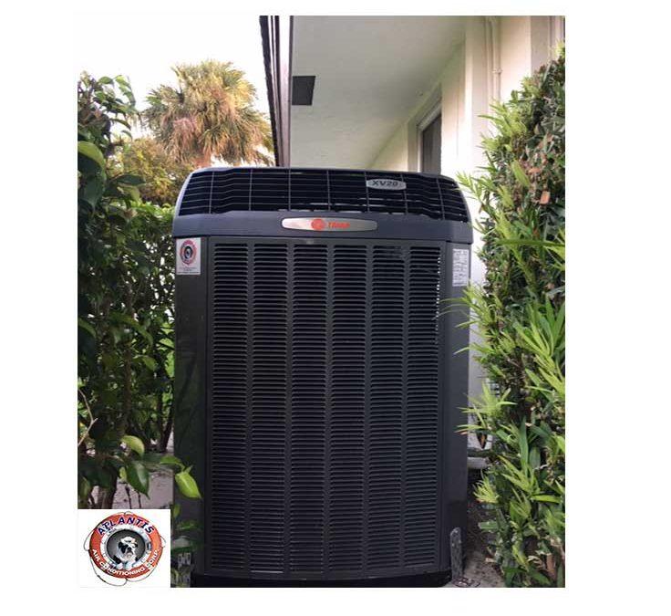 HVAC Trane XV20i TruConfort