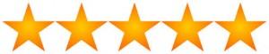 testimonials 5 star