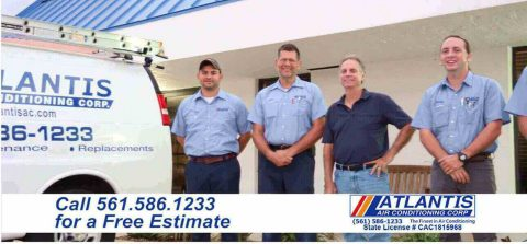 Atlantis air conditioning Contractors and AC Technicians