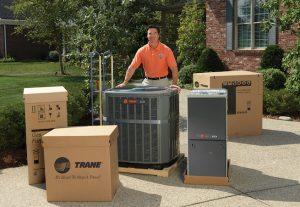 Trane Air Conditioning Atlantis AC
