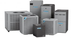 Daikin Air Conditioning Products