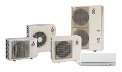 Mitsubishi-heating-and-cooling-systems